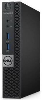 Неттоп DELL OptiPlex 3046 Intel Core i5-6500T 4Gb 500Gb Intel HD Graphics 530 Windows 7 Professional + Windows 10 Professional черный 3046-3522
