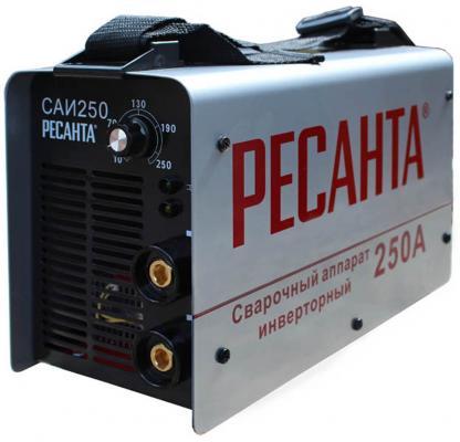 Аппарат сварочный Ресанта САИ 250 65/21 ПН аппарат сварочный ресанта саи 250 65 21
