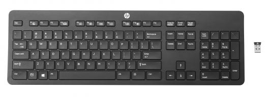 все цены на Клавиатура HP Link-5 USB черный T6U20AA