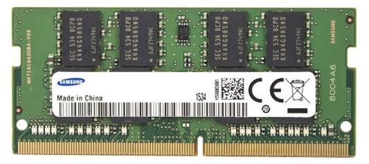 Оперативная память для ноутбуков SO-DDR4 4Gb PC4-17000 2133MHz Samsung original M471A5143EB0-CPBD0