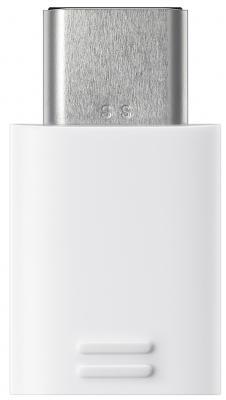 Адаптер Samsung microUSB - USB Type-C белый EE-GN930BWRGRU samsung et r205ubegstd otg microusb usb
