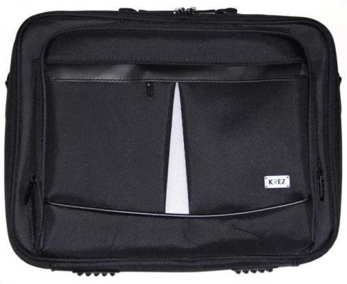 "Сумка для ноутбука 16"" KREZ L16-202B синтетика черный"