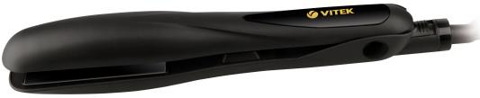 Выпрямитель волос Vitek VT-8402 BK чёрный щипцы для укладки волос vitek vt 8402
