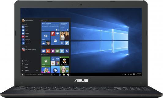 """Ноутбук ASUS X556UQ 15.6"""" 1920x1080 Intel Core i7-6500U 90NB0BH1-M02600"""