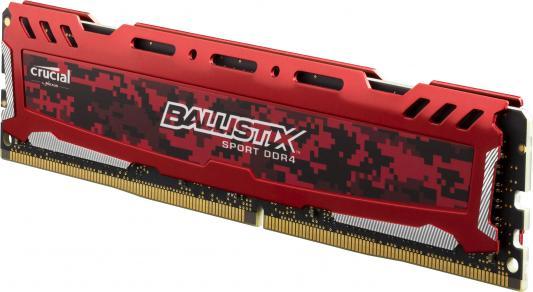 Оперативная память 8Gb PC4-19200 2400MHz DDR4 DIMM Crucial BLS8G4D240FSE