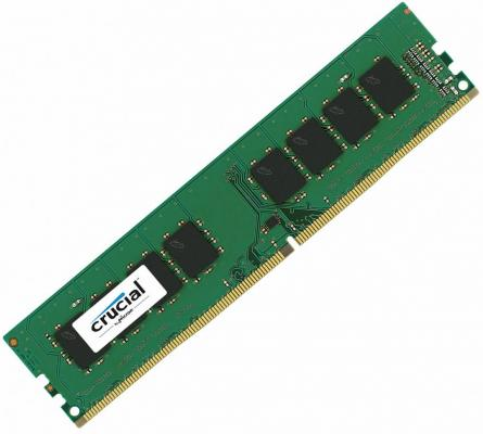 Оперативная память 4Gb PC4-19200 2400MHz DDR4 DIMM Crucial CT4G4DFS824A