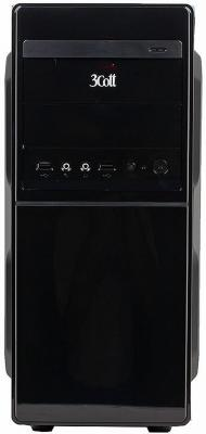 Корпус ATX 3Cott 3C-ATX-J162 450 Вт чёрный