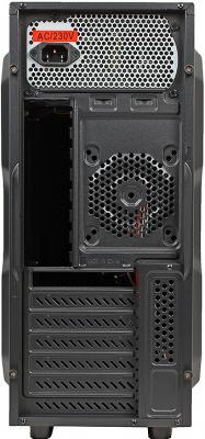 Корпус ATX 3Cott 3C-ATX-J138 450 Вт чёрный
