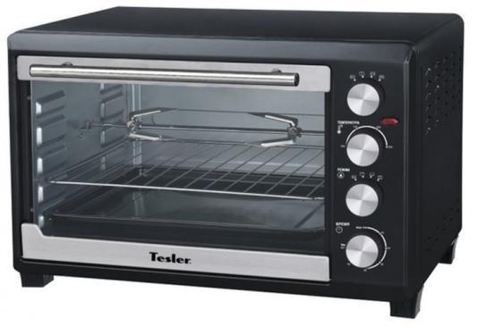 Мини-печь TESLER EOG-3800 чёрный EOG-3800