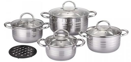 Набор посуды Bekker BK-2882 9 предмета
