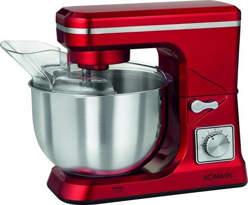 Картинка для Кухонный комбайн Bomann KM 1393 CB красный красный