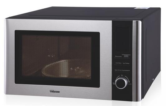 СВЧ Tristar MW-3406 800 Вт чёрный микроволновая печь tristar mw 3406