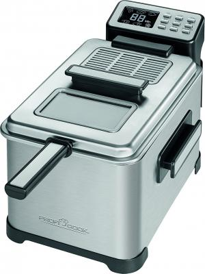 Фритюрница Profi Cook PC-FR 1088 серый