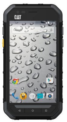 """Смартфон Caterpillar CS30-DEB-E02-EN черный 4.5"""" 8 Гб LTE Wi-Fi GPS 3G"""