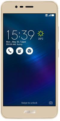 """Смартфон ASUS ZenFone 3 Max ZC520TL золотистый 5.2"""" 16 Гб LTE Wi-Fi GPS 3G 90AX0085-M00300"""