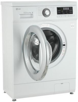 Стиральная машина LG FH0B8ND3 белый стиральная машина lg f1096nd3