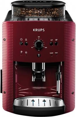 Кофемашина Krups EA810770 красный цены