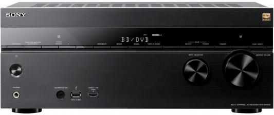 Ресивер Sony STR-DN1070 7.2 черный