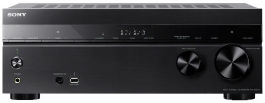 Ресивер Sony STR-DH770 7.2 черный