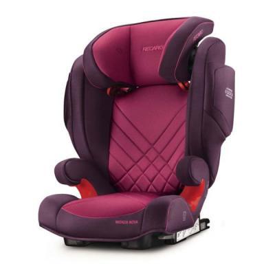 Автокресло Recaro Monza Nova 2 SeatFix (power berry)