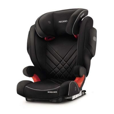 Автокресло Recaro Monza Nova 2 SeatFix (perfomance black)