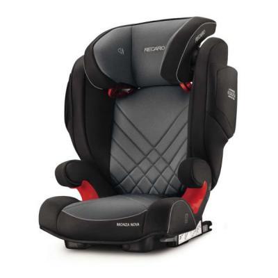 Автокресло Recaro Monza Nova 2 SeatFix (carbon black) детское автокресло recaro monza nova 2 seatfix mocca