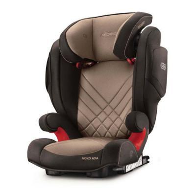 Автокресло Recaro Monza Nova 2 SeatFix (dakar send) детское автокресло recaro monza nova 2 seatfix mocca