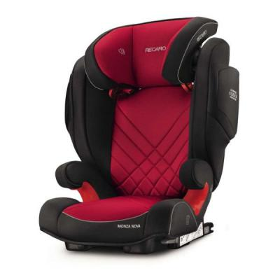 Автокресло Recaro Monza Nova 2 SeatFix (racing red) автокресло recaro recaro автокресло monza nova 2 seatfix racing red красное