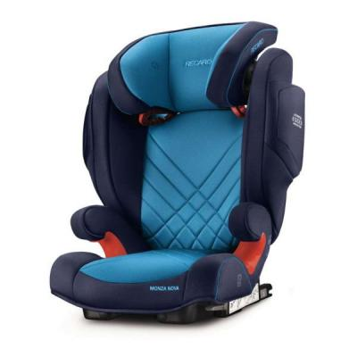 Автокресло Recaro Monza Nova 2 SeatFix (xenon blue) детское автокресло recaro monza nova 2 seatfix mocca