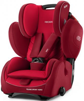 Автокресло Recaro Young Sport Hero (indy red)