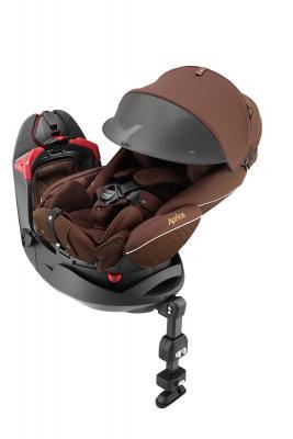 Автокресло Aprica Fladea Grow HIDX (коричневый) прогулочные коляски aprica luxuna air