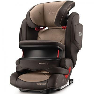 Автокресло Recaro Monza Nova IS Seatfix (dakar send) автокресло recaro monza nova is seatfix xenon blue 6148 21504 66
