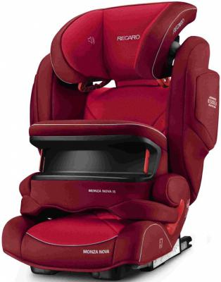 Автокресло Recaro Monza Nova IS Seatfix iIndy red)