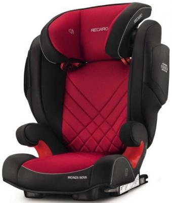 Автокресло Recaro Monza Nova IS Seatfix (racing red) автокресло recaro recaro автокресло monza nova 2 seatfix racing red красное