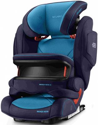 Автокресло Recaro Monza Nova IS Seatfix (xenon blue)