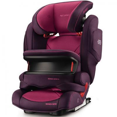 Автокресло Recaro Monza Nova IS Seatfix (power berry)