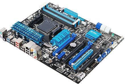Мат. плата для ПК ASUS M5A99FX PRO Socket AM3+ AMD 990FX 4xDDR3 4xPCI-E 16x 1xPCI 1xPCI-E 1x 7xSATAIII ATX Retail