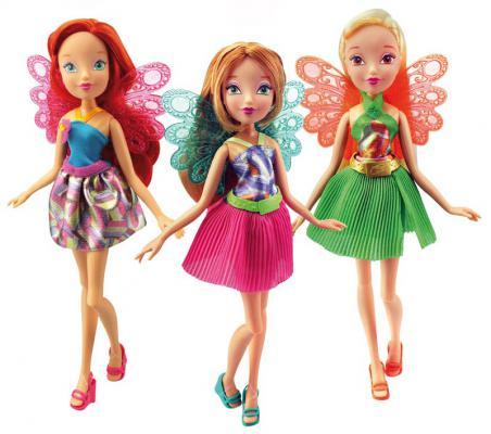 Кукла Winx Волшебный питомец в ассортименте