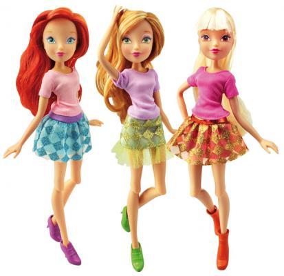 Кукла Winx Городская магия в ассортименте