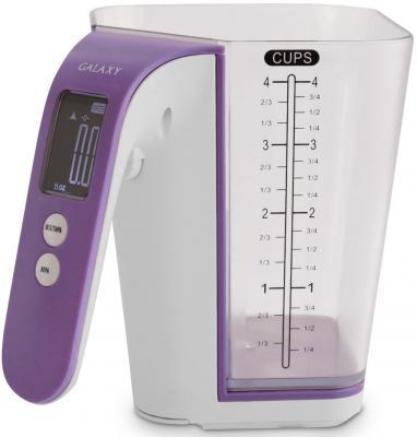 Весы кухонные GALAXY GL2805 цветной цена и фото