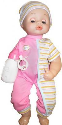 Пупс Shantou Gepai 8022B 38 см со звуком пьющая писающая кукла младенец shantou gepai 8018l4 35 см писающая пьющая