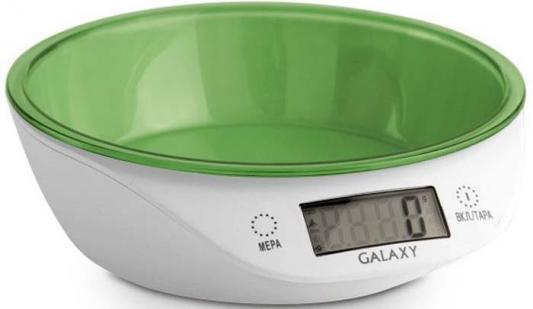 Весы кухонные GALAXY GL2804 белый