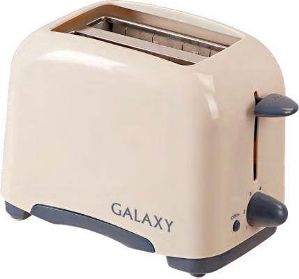 Купить Тостер GALAXY GL2901 бежевый