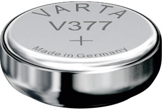 Батарейка Varta SR626SW V 377 1 шт SR66 Watch