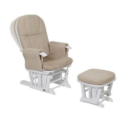 Кресло-качалка Tutti Bambini GC35 (white/cream) кресло качалка tutti bambini daisy gc35 white cream