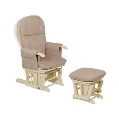 Кресло-качалка Tutti Bambini GC35 (vanilla/cream) диван кровать tetchair richmond vanilla cream доступные цвета ткань vanilla cream smoky brown