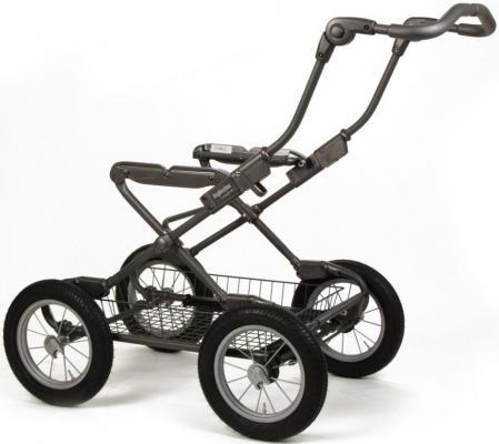 Коляска 3-в-1 Inglesina Otutto Deluxe на шасси Ergo Bike Slate (AA25H6CNP + AE15G6100)