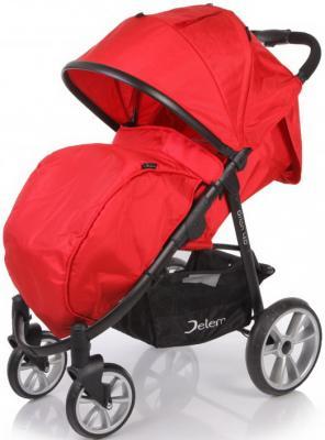 Прогулочная коляска Jetem Orion 4.0 (красный) прогулочная коляска jetem orion 4 0 beige new