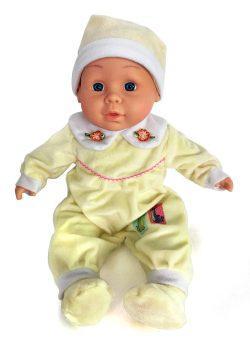 Пупс Shantou Gepai м/н 35см Мой  малыш UT-JF14804