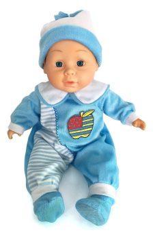 Пупс Shantou Gepai м/н 35см Мой  малыш UT-JF14715
